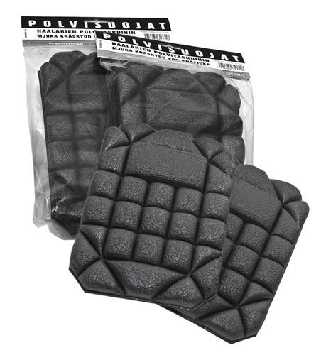 Knäskydd för overall 150x220x15 mm (par)